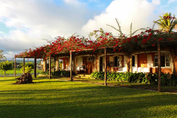 Casas de estilo rural por LM Arquitetura   Conceito