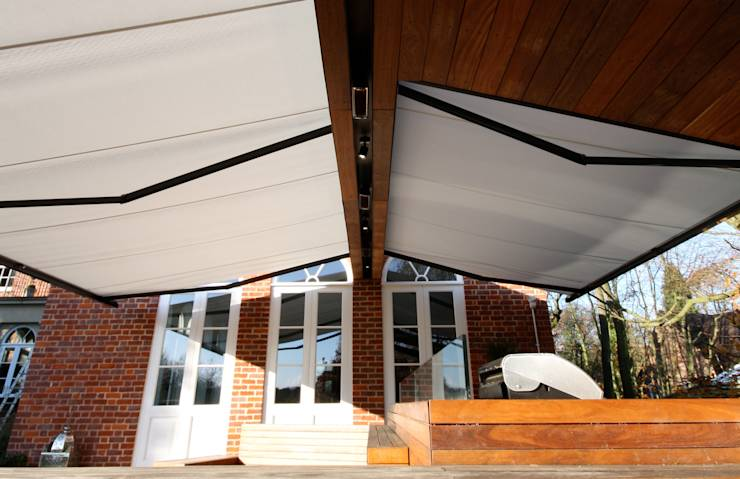 10 Amazing Outdoor Awnings For Every Home