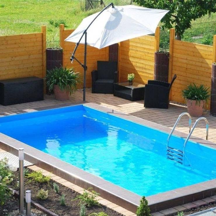 13 albercas especialmente para espacios peque os - Pool gestaltungsideen ...