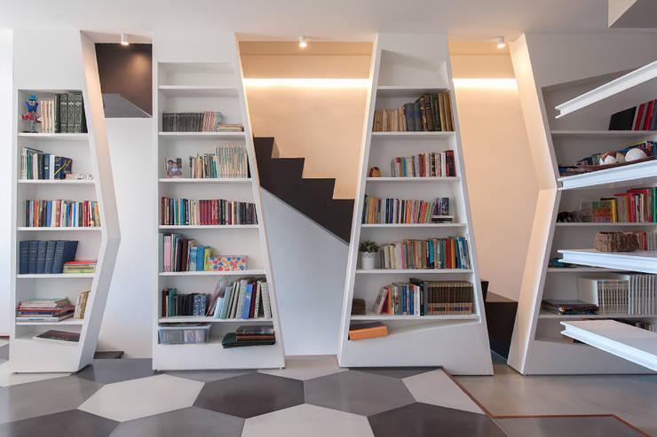 8 idee n om je appartement een moderne look te geven - Hal ingang ontwerp ...