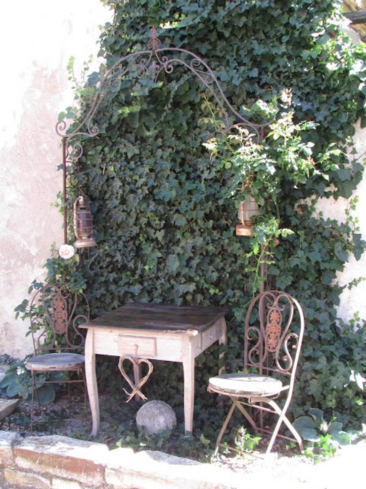 Blogger shabby chic terrasse und garten m bel ideen und for Dekorationsideen garten