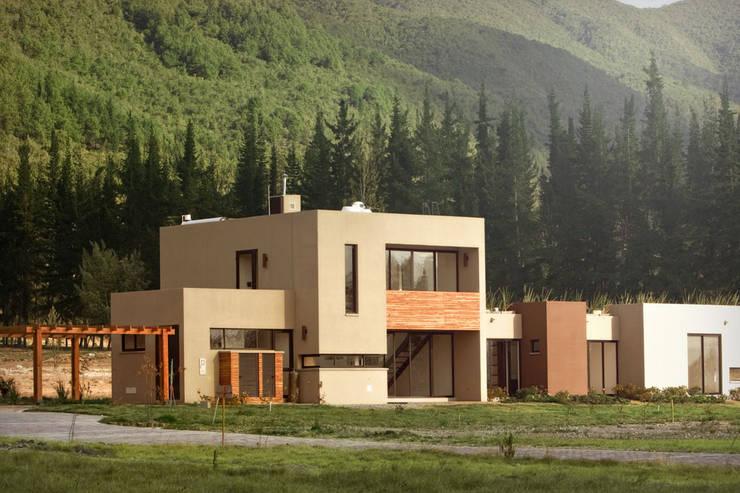 10 fachadas modernas cubo cu l te gusta m s - Casas cubo prefabricadas ...