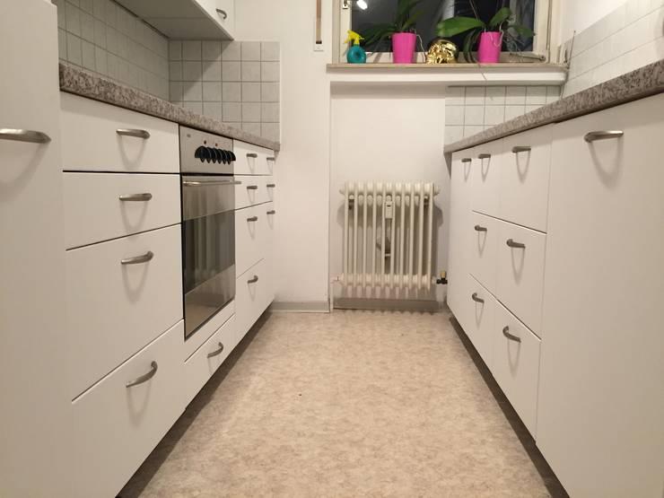 klebefolien k chen von resimdo homify. Black Bedroom Furniture Sets. Home Design Ideas