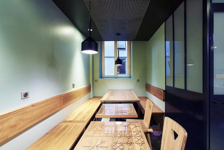 Am Nagement D Coration D 39 Un Coffee Shop Strasbourg Par