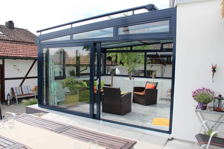 wintergarten wipro serra von eco winterg rten homify. Black Bedroom Furniture Sets. Home Design Ideas
