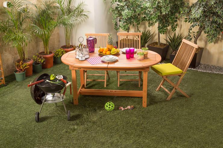 7 jardines peque os bonitos y sencillos for Jardines bonitos y sencillos