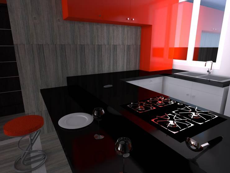 Los 7 mejores materiales para las superficie de tu cocina for Superficie cocina