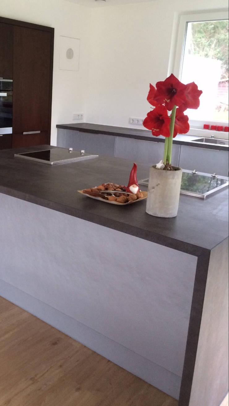 Küchenarbeitsplatten aus neolith keramik von riedel naturstein ...