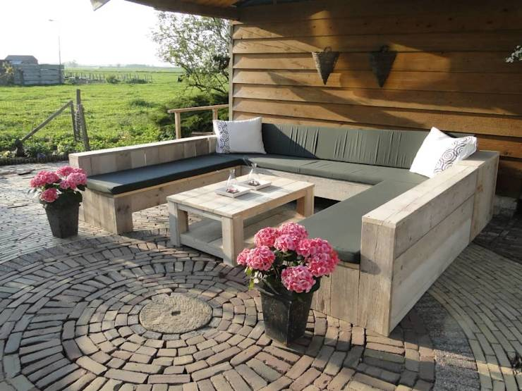 30 geniale outdoor m bel die du garantiert auch gerne h ttest. Black Bedroom Furniture Sets. Home Design Ideas