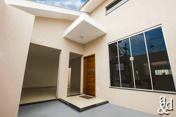 Una casa moderna con interni da favola for Piani di garage in stile artigiano