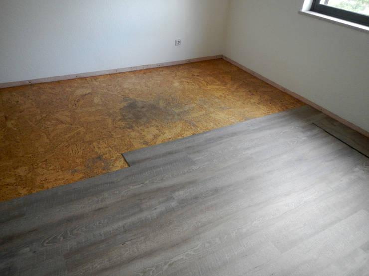 Remodelação / Renovação de Interiores: Quartos rústicos por RenoBuild Algarve