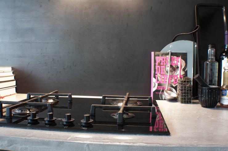mixwood keuken in groningen by studio martijn westphal  homify, Meubels Ideeën