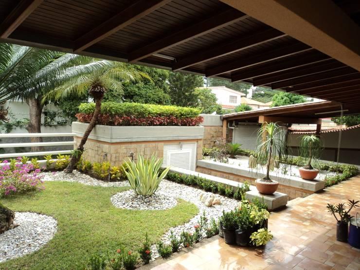 Jardines y paisajismo elyflor de jardines paisajismo y for Jardines decoraciones