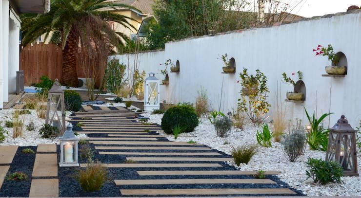 19 jardincitos maravillosos para inspirarte a renovar el tuyo for Jardin urbain contemporain