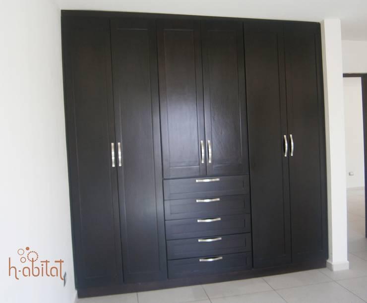 12 fotos de cocinas para que planifiques la tuya for Closets de madera modernos economicos