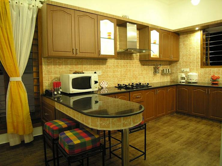 7 Big Space Saving Ideas for your Small Indian Kitchen
