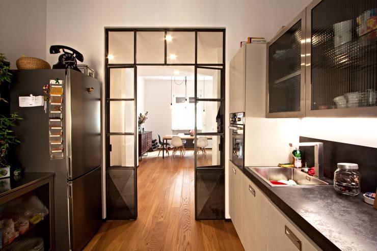 Cocinas estilo industrial 7 ideas geniales for Cocinas de estilo industrial
