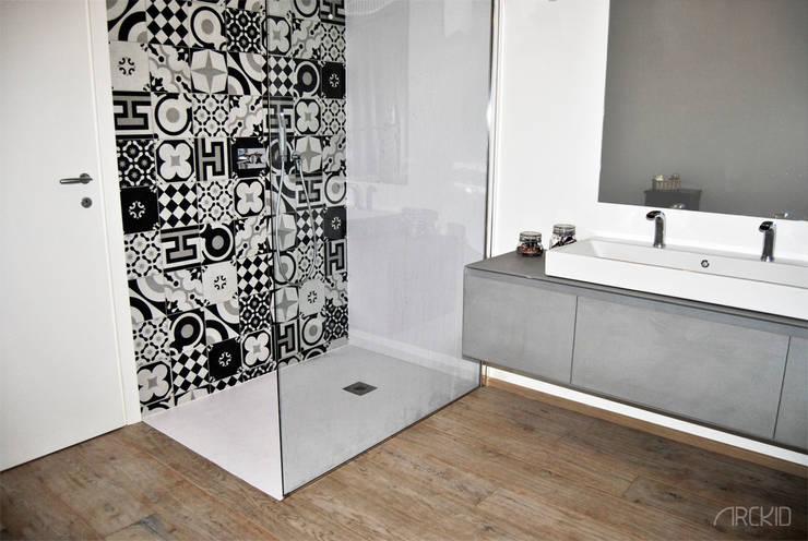 Le piastrelle per il bagno quali scegliere - Piastrelle disegnate ...