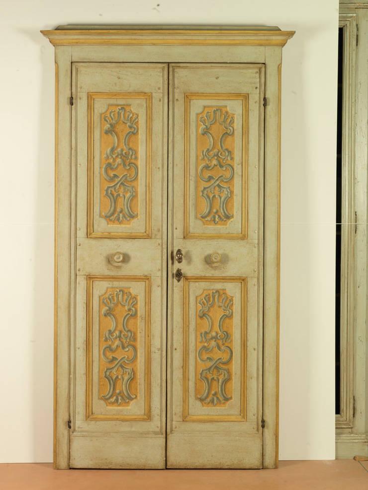 Porte riprodotte dipinte di porte del passato homify - Porte del passato ...