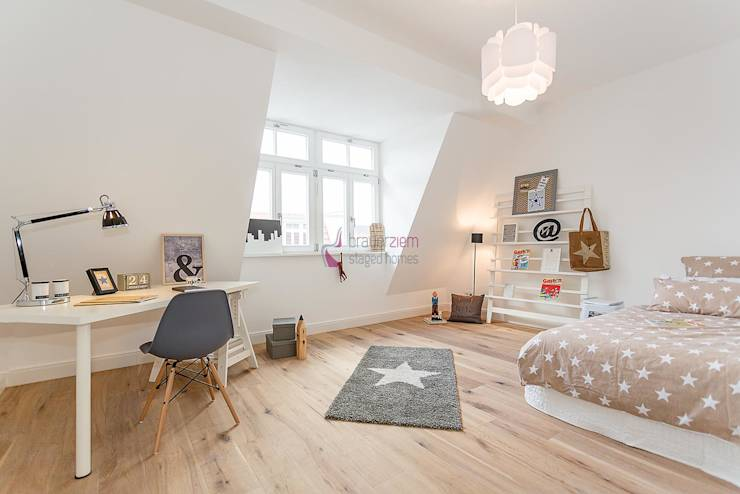Homify for Moderne kinderzimmer