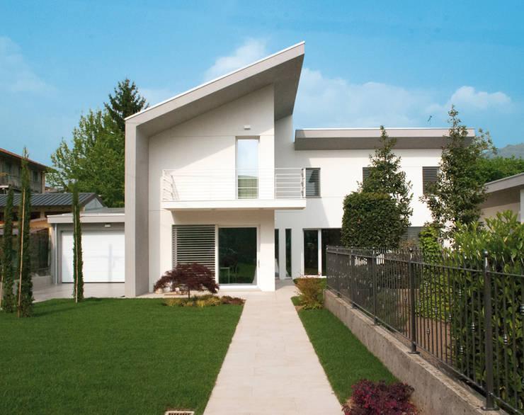 5 case moderne belle sia dentro che fuori for Progetto villa moderna