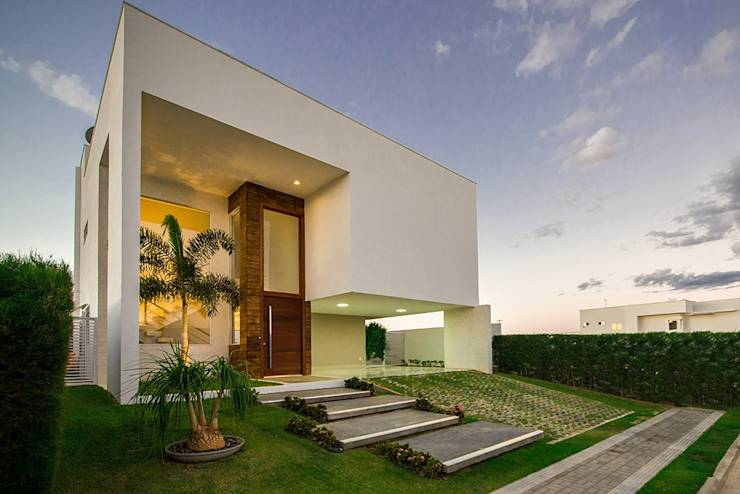 entrada casa minimalista 13 casas con caminos de entrada maravillosos