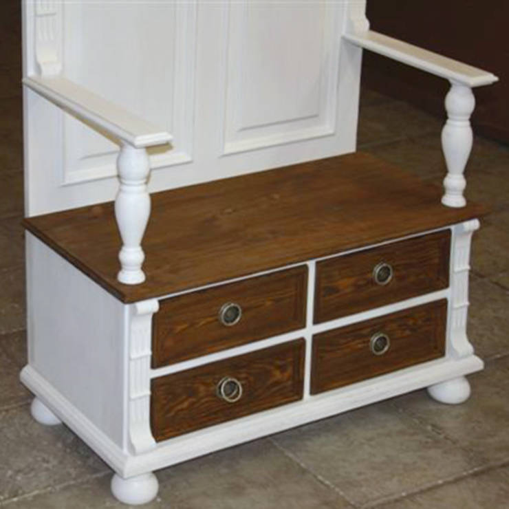 dielenm bel garderoben und flurschr nke von massivholzm bel rose homify. Black Bedroom Furniture Sets. Home Design Ideas