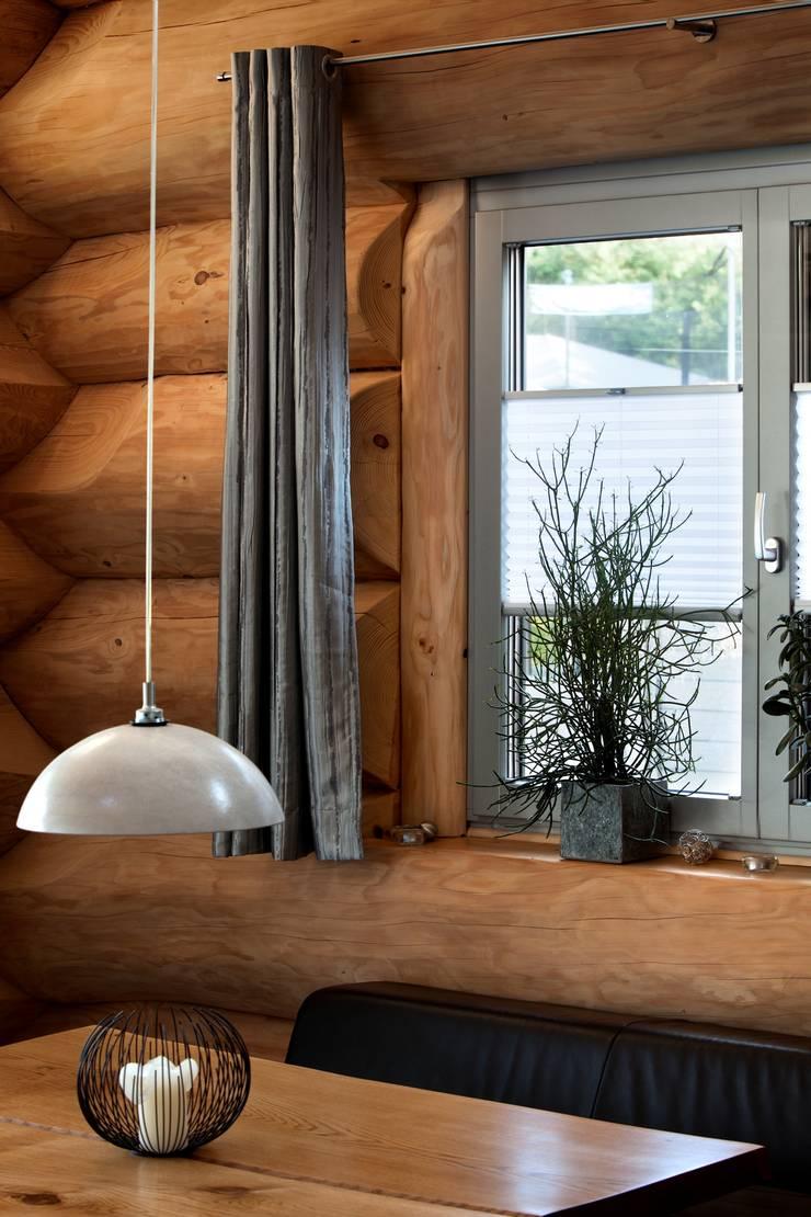 Landhaus mit besonderem charme und gesundem raumklima: modernes ...