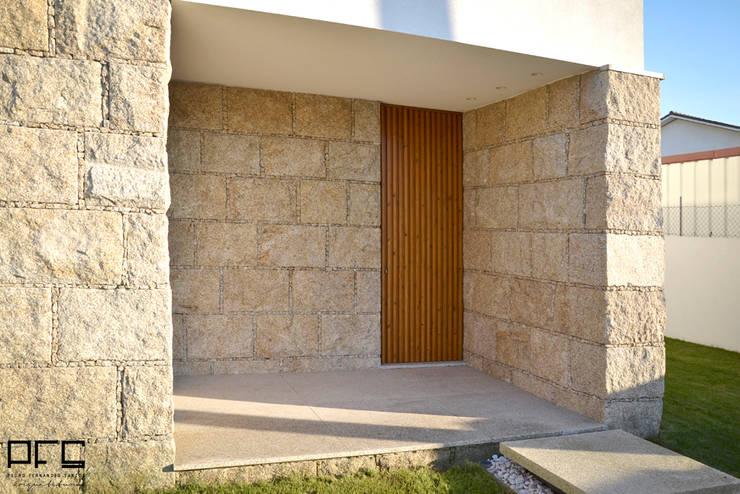 Дома в translation missing: ru.style.Дома.minimalizm. Автор - PFS-arquitectura
