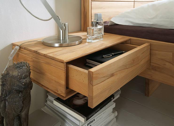 gesundes schlafzimmer von allnatura homify. Black Bedroom Furniture Sets. Home Design Ideas