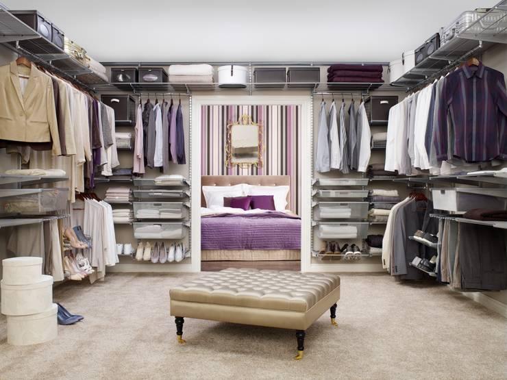 modern Dressing room by Bauer Schranksysteme GmbH