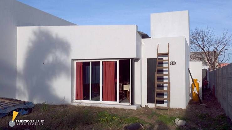 Patricio Galland Arquitectura : eklektik tarz tarz Evler