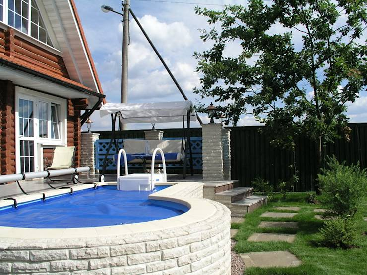 Start planning your summer with these 7 prefabricated pools for Premade pools