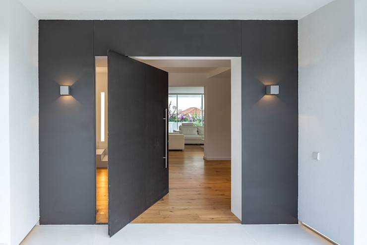 Invito muebles minimalistas muebles a la medida muebles for Puertas de madera interiores minimalistas