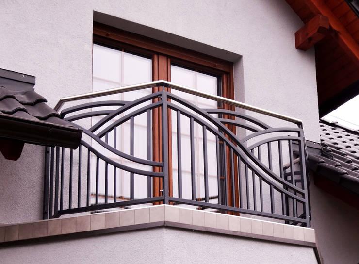 10 rejas de hierro que har n lucir tu casa fabulosa - Rejas de diseno moderno ...