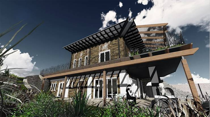 You 39 ll love this simple but beautiful johannesburg home for Delta v architecture
