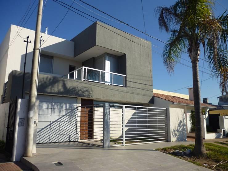 VHA Arquitectura: klasik tarz tarz Evler