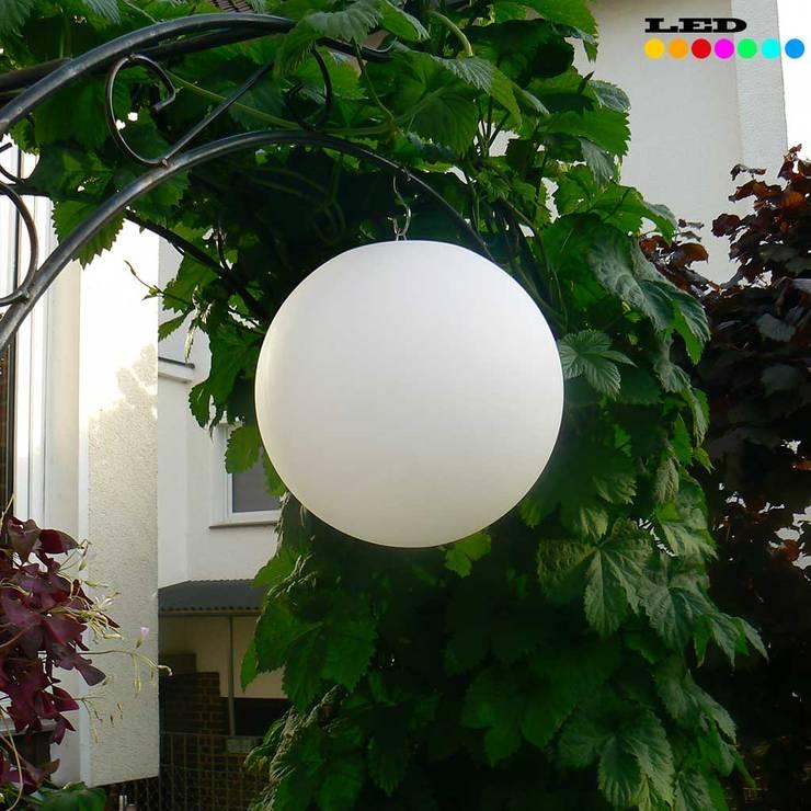 led ambiente leuchten f r wohnbereich garten und pool. Black Bedroom Furniture Sets. Home Design Ideas