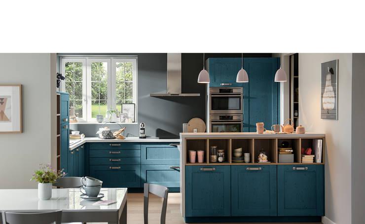 rustic Kitchen by Schmidt Kitchens Barnet
