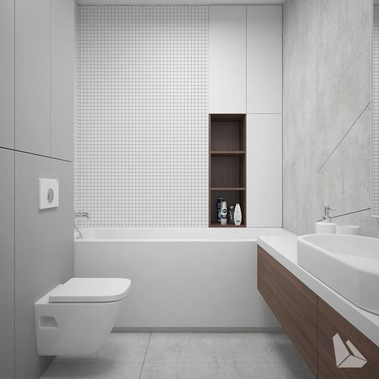 12 Simple Ideas That WILL Make Your Small Bathroom Look Bigger