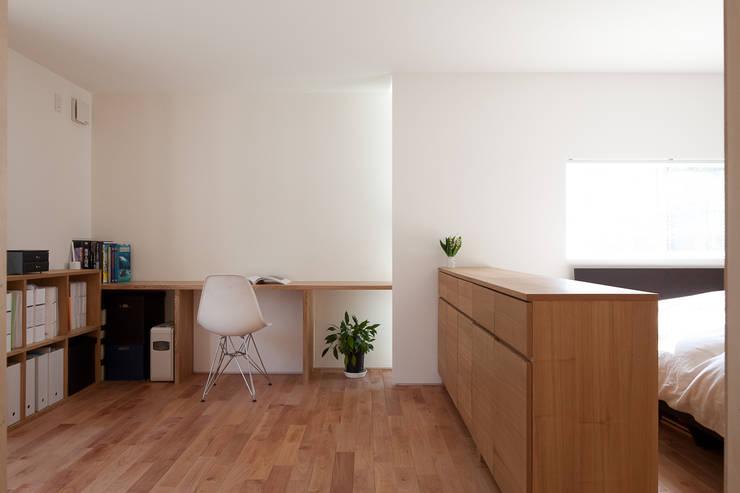 층마다 다양한 공간구성이 매력적인 단독주택
