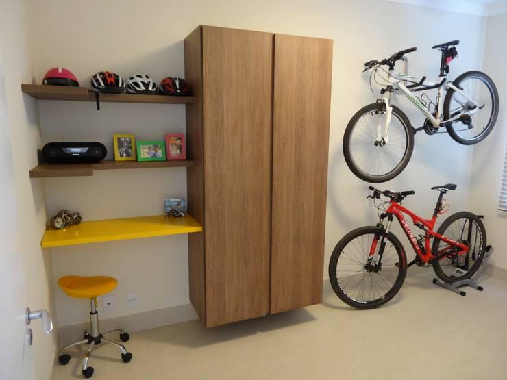 translation missing: id.style.ruang-kerja.minimalis Ruang Kerja by canatelli arquitetura e design