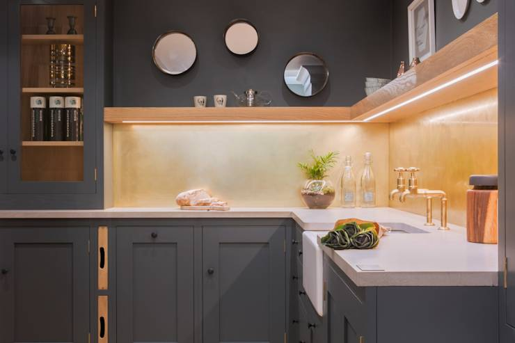 industrial Kitchen by Sustainable Kitchens