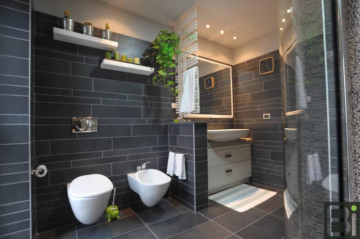 34 idee in stile industrial da copiare nel tuo piccolo - Progetto piccolo bagno ...