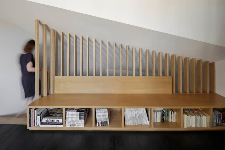 moderne Arbeitszimmer von agnès&agnès architecture