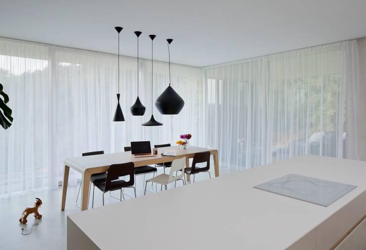 Clever geplantes einfamilienhaus mit verschiedenen ebenen for Innenarchitekt wien wohnung