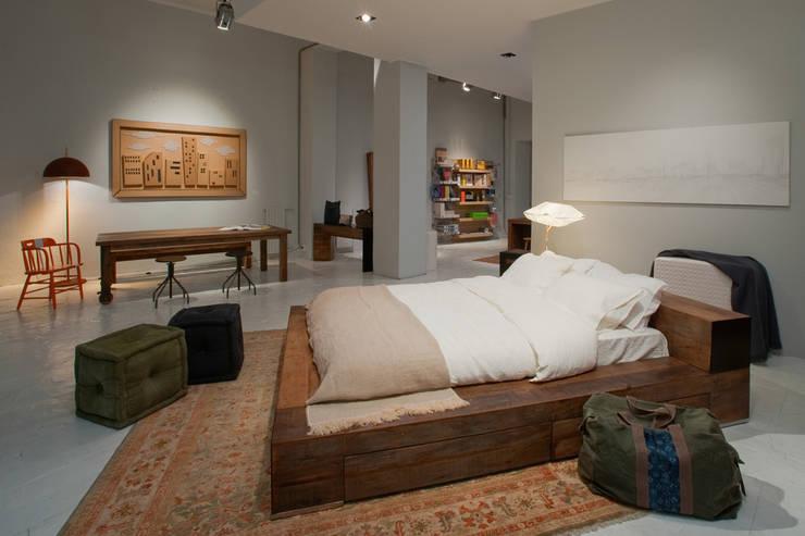 Paisajismo de interiores de estilo translation missing: co.style.paisajismo-de-interiores.minimalista por Ale debali study