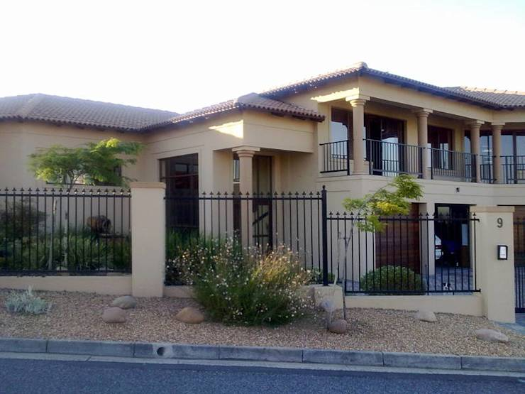 7 incredible south african facades for your inspiration - Exterior house paint colours south africa ...