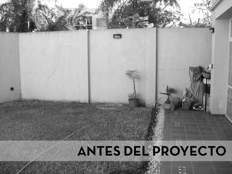 ANTES DEL PROYECTO:  de estilo  por D'Odorico Arquitectura & Obras