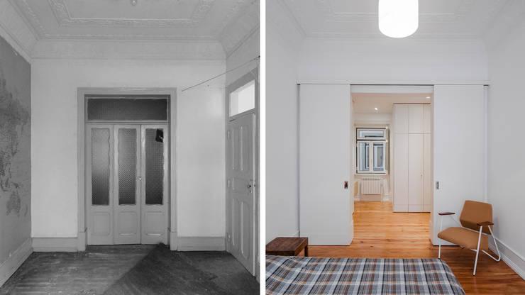 Suite | Master Bedroom: Quartos minimalistas por FMO ARCHITECTURE